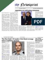 Libertynewsprint Nov-9-09 Edition
