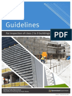 Guidelines for Project Site Inspection