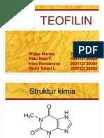 Teofilin Fix