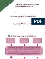 Distribucion de Probalididad