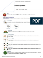 FOOD & KITCHEN __ FOOD Images - Visual Dictionary Online