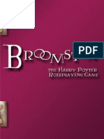 Broomstix Harry Potter RPG