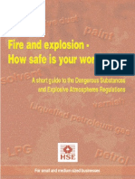 Fire Explosion Workplacesafety Indg370