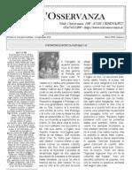 Notiziario Parrocchiale, 5 gennaio 2014