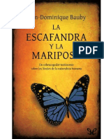 Escafandra y La Mariposa