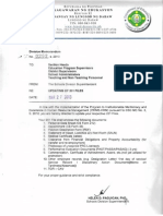 2013-DM No. 0282-Updating of 201 Files