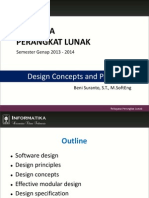 RPL - 006 Design Concepts and Principles