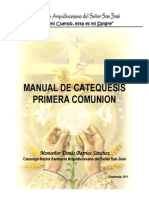 Manual de Catequesis