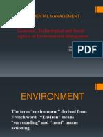 Environment Ppt