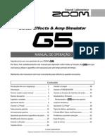 Manual Zoom G5