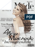Le Mode TV Magazine - Alicia Machado2