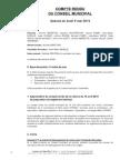 Mignovillard - Compte rendu du Conseil municipal du 5 mai 2014