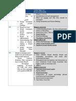 BM_2014 Course Review and Plan (Pre Midterm)