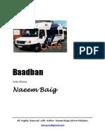 BAADBAN  . Urdu Afsana