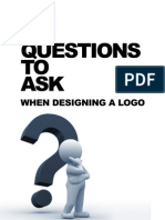 Questions to Ask When Designing a Logo