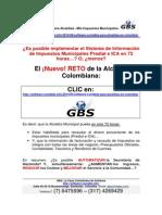 Arauca - Software Contable Para Alcaldías en Colombia GBS 2014