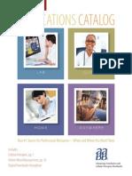 AABB PUBLICATIONS