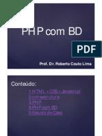 PHP COM BD