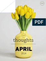 April Thoughts