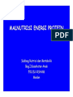 Mk Giz Slide Malnutrisi Energi Protein
