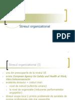 Curs 12 Stres organizational