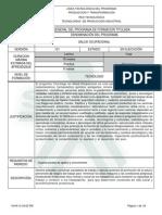 Salud Ocupacional 226201 v 100
