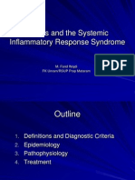 Sepsis and SIRS