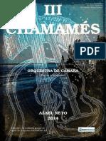 Chamamés__ Para Orquestra de Câmara__ Azael Neto_2014 (Partes Individuais)