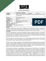 Literatura e Psicanálise 2014-01