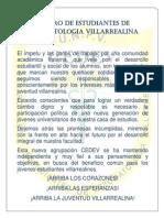 Centro de Estudiantes de Estomatologia Villarrealina