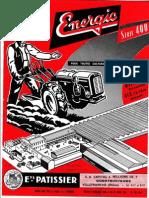 Energic Serie 400 Brochure