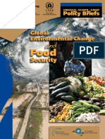 Unesco-scope-unep Pb12 Food Security