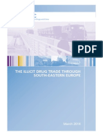 The Illicit Drug Trade Through South-Eastern Europe