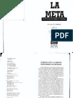 Management - La Meta - Goldratt