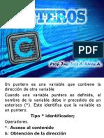 Punteros - Clase