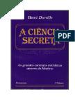 A Ciência Secreta - Vol I - Henri Durville