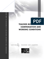 Teacher Conditions & Working Conditions