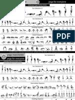 Mats Yoga Charts