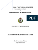 Sistemas de Cabecera Digital Tv Por Cable