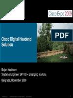 Digital Video Headend