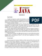 Limbajul Java