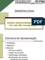 Aula 2 Minerais 2014 1 - Copy