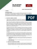 Material de Estudio Derechos Reales Examen Parcial (II-2013)