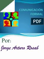 Comunicacion Formal