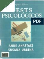 Anastasi, Urbina - Test Psicológicos