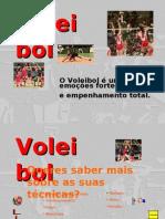 Voleibol - Aspectos técnicos