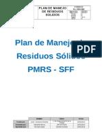PL-MRS-003 Plan de Manejo de Residuos Solidos