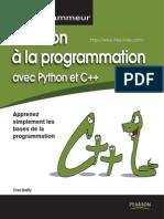 Initiation a la programmation avec Python et C++