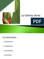 TEC -La Chimie Verte- N2
