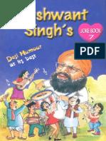 Khushwant Singh's Joke Book #7